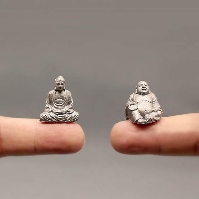 New 1pcs Maitreya Buddha Statue Fairy