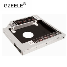 GZEELE laptop accessories Hard Drive HDD SSD SATA Caddy 2nd