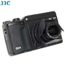 JJC Camera Tự Động Đóng Mở Tấm Bảo Vệ Tự Giữ Lại Tự Động Nắp Đậy Ống Kính cho RICOH GXR với RICOH GX 100/GX 200