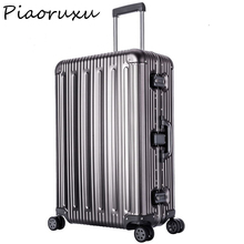 """100% equipaje de aleación de aluminio con ruedas duras, Maleta de viaje de 20 """", 26"""" y 29"""""""