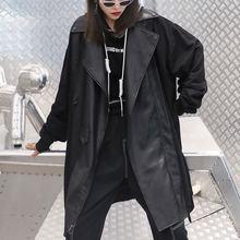 Xuxi пальто 2020 Новинка весна осень зима Женская мода в иностранном