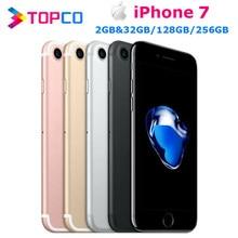 Apple iPhone 7 bez simlocka oryginalny telefon komórkowy 4G LTE 4.7