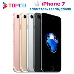 Apple iPhone 7 Factory Unlocked Original Mobile Phone 4G LTE 4.7