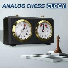 Horloge mécanique analogique pour échecs, compte à rebours, C66