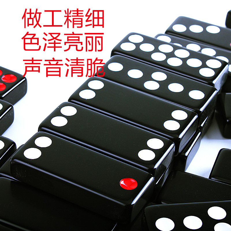 Pai Gow Card Tin Kau Pai Gow Bone Card Adult Household Hand Rub Tui Pai Jiu Top Cow Guangdong Row Nine Card
