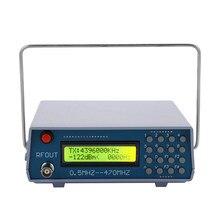 0.5 MHz-470 MHz CTCSS Função Gerador De Sinal RF Testador Analógico Digital Para Rádio FM Walkie-talkie Depuração