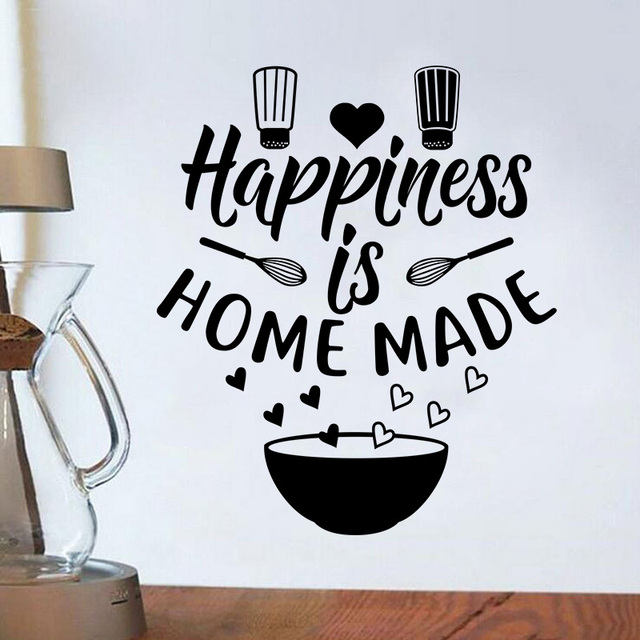 28 styles Coffee Wall Stickers Vinyl Wall Decals Kitchen Stickers English Quote Home Decorative Stickers PVC Dining Room Shop 1