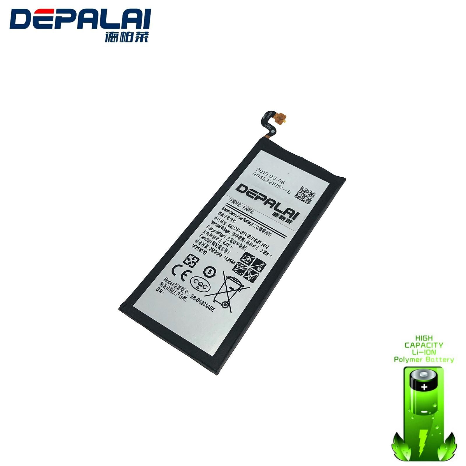 3600mAh Battery Replacement Battery EB-BG935ABE For Samsung Galaxy S7 Edge G9350 G935 G935F G935A G935V Battery S7edge