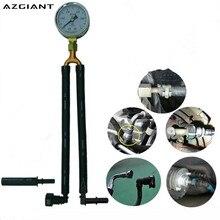 AZGIANT samochód benzyna manometr miernik ciśnienia oleju benzyna narzędzie ciśnienia szybki miernik ciśnienia oleju