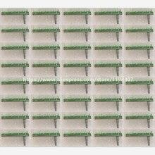 40 pièces 60mm potentiomètre à glissière droite B10K pour PIONEER DJM 400 500 600 mélangeur Volume Putter/double canal Fader 20MMD