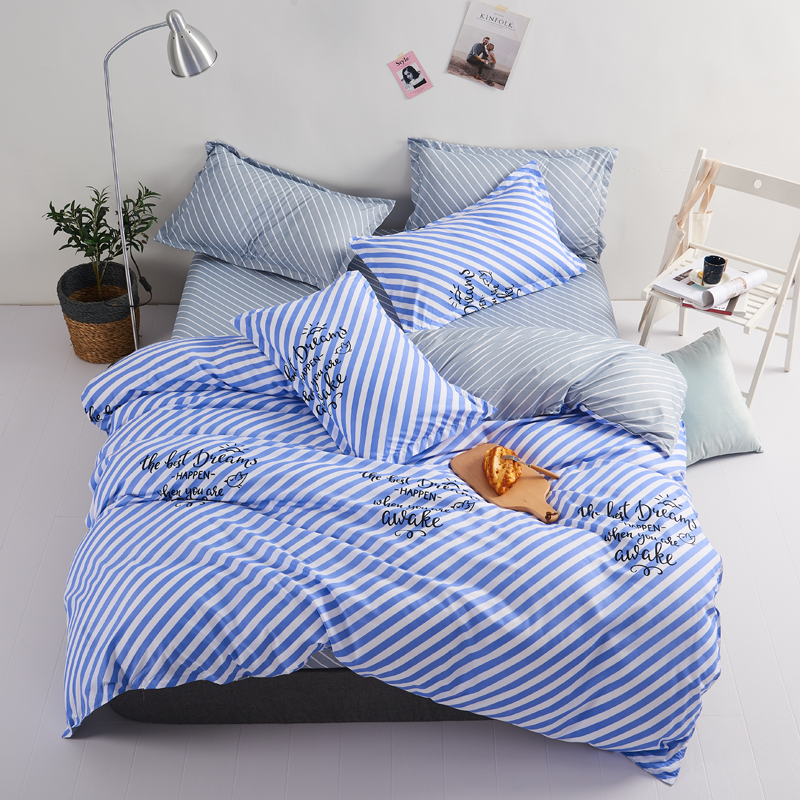 Luxury Bedding Sets Hotel Bedsheet Bedding Set King Size Bedding Sets For Home
