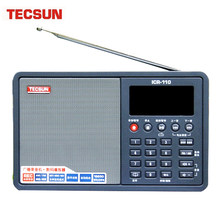 Tecsun-ICR-110 ICR110, Radio FM, altavoz portátil, grabadora de voz, WMV, Mp3, TF, reproductor de Audio Digital