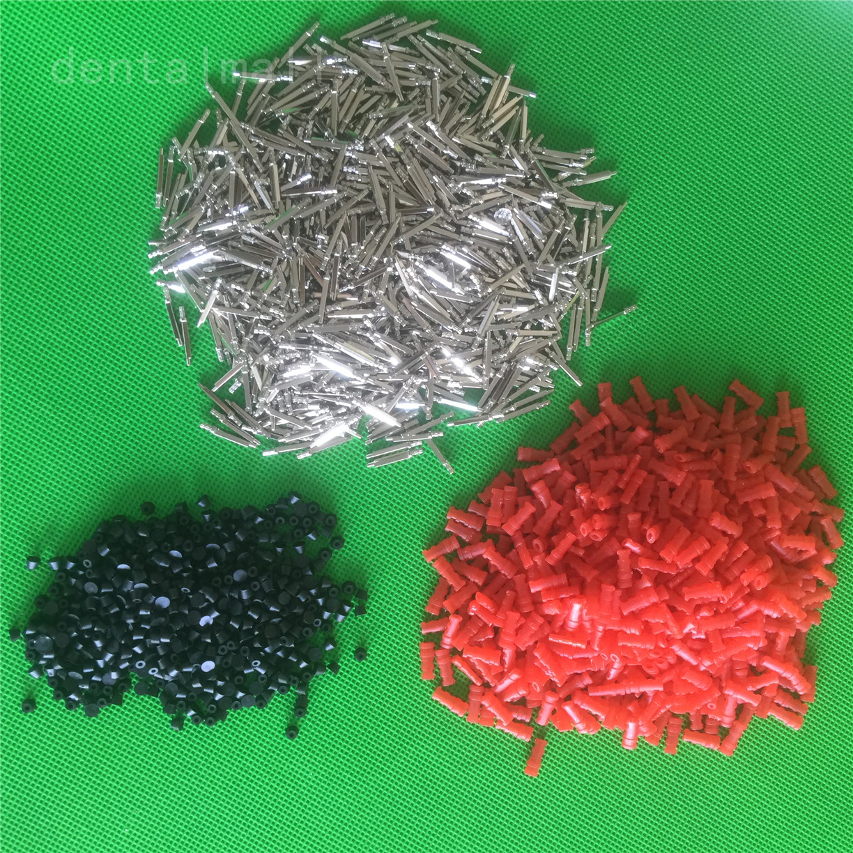 1000 Sets Dental Lab Master Dowel Single Pins Use With Pindex Hot Sale
