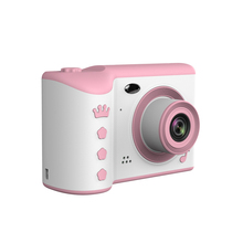 2.8 Inch Portable Dual Lens Travel Kids Photo High Definition Front Rear Large Capacity Touch Screen