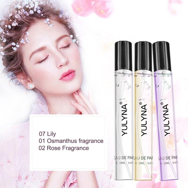 20ml Perfume For Women Elegant Romantic Lasting Fresh Fragrance Temptation Romantic Perfume Pheromone