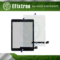 New LCD Screen Backlight Reflective Paper For iPad Pro 9.7 A1673 A1674 A1675 Back Light Paper With Cable