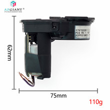 original used second hand car folding rearview side mirror motor assembly for  Hyundai ix35