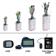 Controller Conversion-Kit LCD3 LCD5 Color-Display Electric-Bike Lcd8s 1000w/1500w