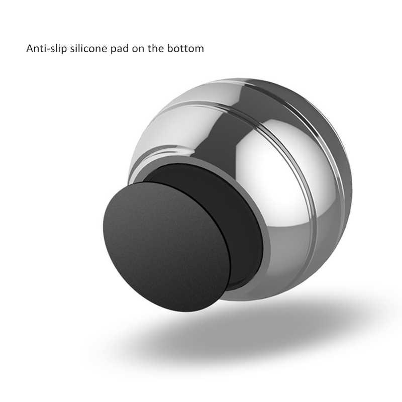 Vortecon настольная антистрессовая игрушка из алюминиевого сплава декомпрессия гипноз вращающийся гироскоп отпечаток пальца Взрослого Игрушка круглый металлический Спиннер подарок