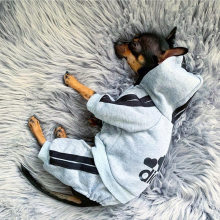 Evcil hayvan giysileri fransız Bulldog yavru köpek kostüm Pet tulum Chihuahua Pug evcil köpekler giyim küçük orta köpekler için yavru kıyafet
