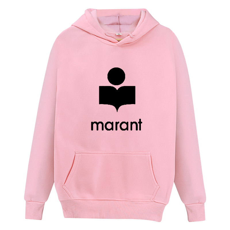 2020 New Marant Red Hoodies Hooded Autumn Winter Clothes Men / Women Sweatwear China Great Deal Simple Things Leisure Sportswear