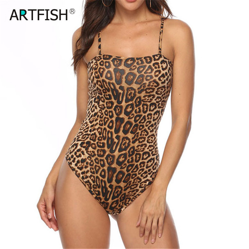 Hot Offer #ab2257 - New Straps Bodysuits Rompers Women 2019 Sexy Body  Cross-border Women's Clothing Leopard Snake Striped Sling Jumpsuits M0293    Cicig.co