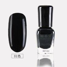 6ml-30colors лак для ногтей на водной основе, не содержит альдегида, Защита окружающей среды, зеркало, разрывающий пилинг, лак для ногтей, набор, bling