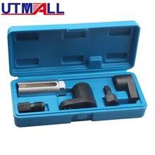 цена на 5PCS Oxygen Sensor Socket And Thread Chaser Tool Set