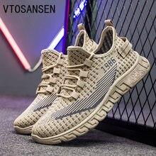 Zapatillas transpirables Air Maxs para hombre, calzado deportivo ligero de suela gruesa, talla de zapatillas blancas, 44 filtros, 2021