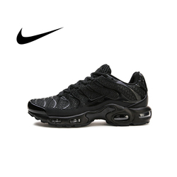 Original Nike Air Max Plus TN Men's Running Shoes Breathable Athletic Designer Shock Absorption Durable Outdoor Sports Sneakers