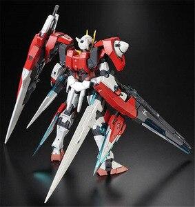 Image 3 - COMIC CLUB INSTOCK MJH mojianghun MG 1/100 Gundam 00 OOR Sette Spada robot di assemblaggio figura del giocattolo di azione