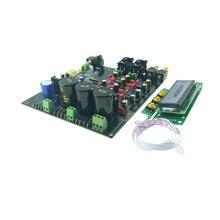 2019 ES9028 ES9028PRO DAC מפענח התאסף לוח + TCXO 0.1PPM + אפשרות USB XMOS XU208 או Amanero עבור HIFI אודיו