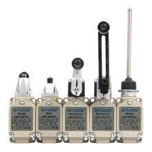 WLCA12-2 WLCA12 WLCA12-2N WLCA12-2-Q WLCA12-2N-Q WLD2-Q Interruptores de Limite Interruptor de Viagem