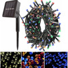 200 Led Solar Garland String Fairy Lights Outdoor 22M Solar Powered Lamp for Garden Decoration 3 Mode Holiday Xmas Wedding Party 1