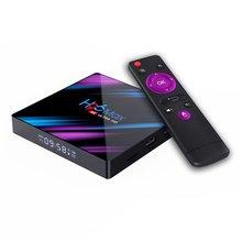 Smart TV Box Android 9.0 2G/4GB Ram 16G/32GB/64GB Rom Rockchip RK3318 4K USB3.0 H.265 Google Play IP TV Set Top Box mx10 smart tv box android 8 1 rockchip rk3328 ddr 4 gb ram 64gb rom iptv smart set top box 4k usb 3 0 hdr h 265 media player box