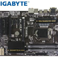 Placa base de escritorio LGA 1150 para Intel B85 DDR3 Gigabyte GA-B85-HD3 100% Original placa madre USB3.0 32G B85-HD3 SATA III se