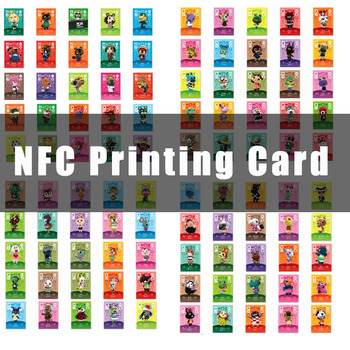 070 Biff NFC Printing Cards NTAG215 Printed Card for Games image