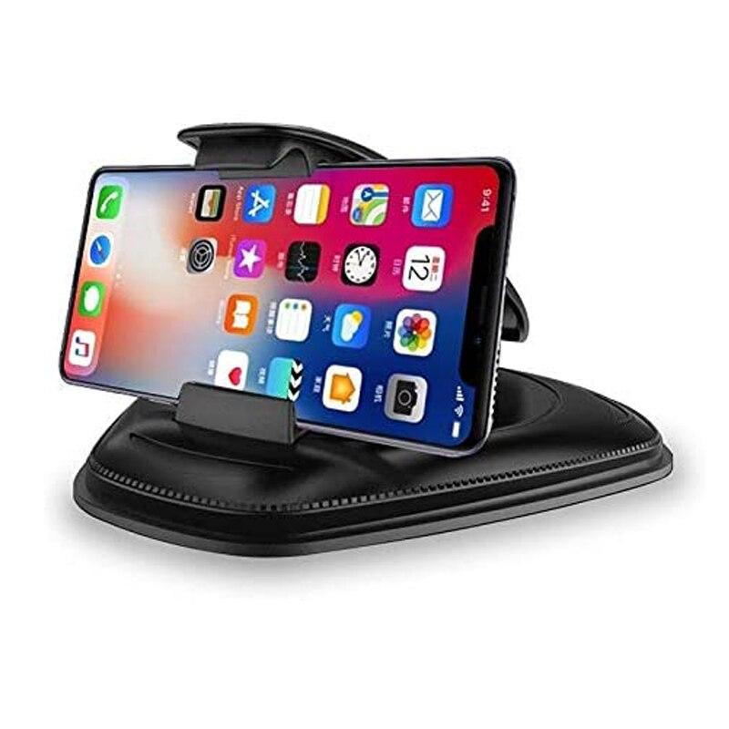 Universal Car PCar Phone Cradles Adjustable Car Phone Holder Dashboard Phone Holder Universal Smartphone Navigation Multi-angle