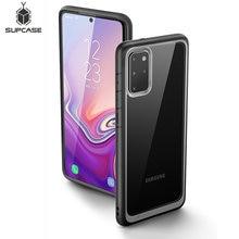 Supcase Voor Samsung Galaxy S20 Plus Case/S20 Plus 5G Case (2020) ub Stijl Premium Hybrid Tpu Bumper Beschermende Clear Pc Cover