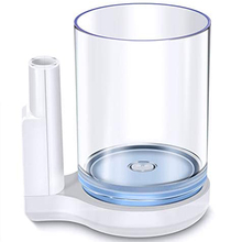 Toothbrush-Holder Tumbler-Cup Rinsing Bathroom Magnetic for Gargle And Dustproof Organizers