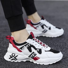 2020 Casual Shoes Men Sneakers Lace-up Mesh Shoes For Men Breathable Comfortable Fashion Flat Men Sh