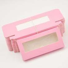 Packaging-Box Storage-Cases Lash-Boxes Paper-Eyelash Makeup-Bulk-Vendors Faux-Cils Custom