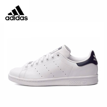 Adidas Stan Smith Skateboarding Shoes for Men and Women Auth