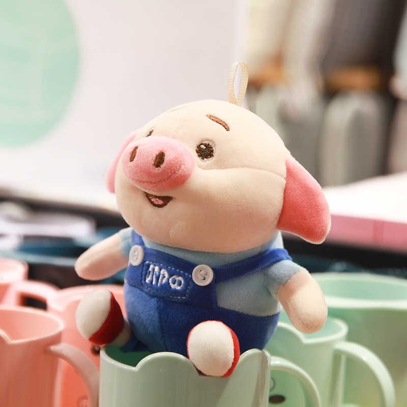 Carino Giapponese Animali di Peluche Cuscini Pig Animali di Peluche Morbido Peluche Giocattolo Del Bambino Animale Maiale Cuscino Di Compleanno Regalo Di Natale CC50mr