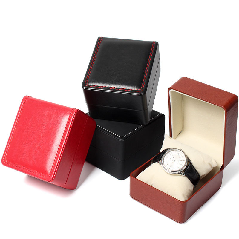 Travel jewelry packing box cosmetic makeup organizer Jewelry box earrings display rings organizer jewellry casket carrying case
