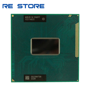 Image 1 - Intel Core Mobile i7 3520M 2.9GHz Laptop Mobile Processor CPU SR0MT