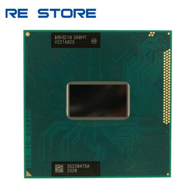 Intel Core Mobile i7 3520M 2.9GHz Laptop Mobile Processor CPU SR0MT