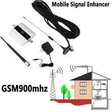 Fullset 2G/3g/4G GSM 900 Mhz Репитер 3g Celular усилитель сигнала мобильного телефона, 900MHz усилитель GSM+ антенна для телефона