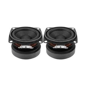 AIYIMA 2Pcs 53mm Audio Portable Speaker Driver Full Range 4 Ohm 15 W Loudspeaker DIY Sound Mini Speakers For Home Theater