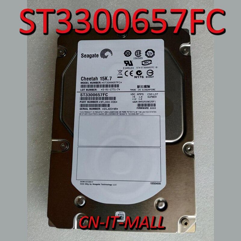 ST3300657FC 3,5 Seagate Cheetah 15K.7 4 ГБ/сек. 16MB FC 300GB жесткий диск